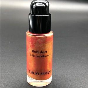 Giorgio Armani fluid sheer embellisseur #6